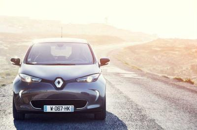 Renault-Samsung Hadirkan Mobil Listrik Teranyar di Korsel
