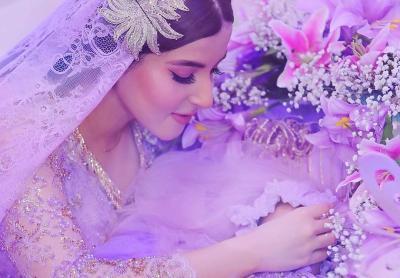 Akikah Baby Maryam, Tasya Farasya Dandan Manglingi Secantik Princess