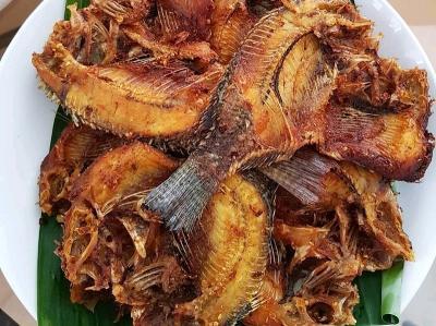 Resep Ikan Mujair Goreng, Enak Banget Dicocol Sambal Kecap