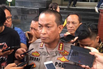 Diduga Hendak Rusuh, Ratusan Pendemo Aksi Tolak RUU Omnibus Law Ditangkap