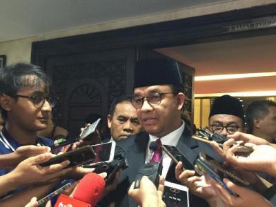 Gubernur Anies Lantik Mantan Penyidik KPK Jadi Pejabat DKI