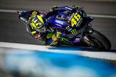 Tak Mau Terpeleset di Red Bull Ring, Rossi Berharap saat Balapan Tak Turun Hujan