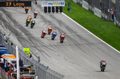 Jadwal MotoGP Austria 2020, Jumat 14 Agustus