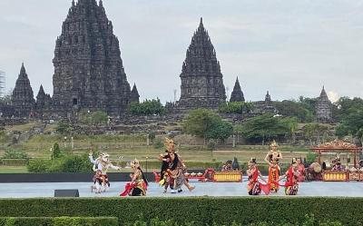 Gaet Wisatawan Kembali, Kemenparekraf Promosikan Wisata Budaya Yogyakarta ke Jerman