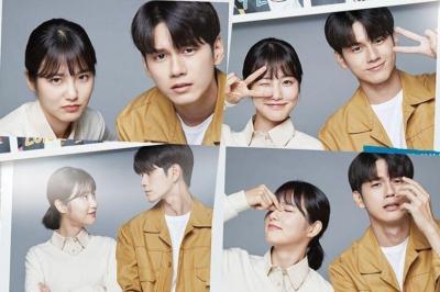 Ong Seong Wu & Shin Ye Eun Terjebak Friendzone dalam More Than Friends