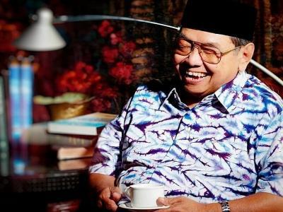 Humor Gus Dur: Obrolan Hari Jumat yang Bikin Staf Menteri Bingung