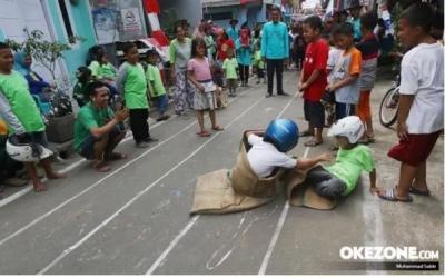 Masyarakat Diminta Tak Gelar Lomba 17 Agustus demi Cegah Kerumunan