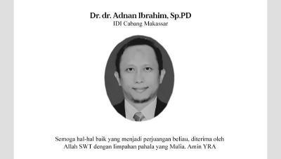 Dokter Meninggal karena Corona, Kali Ini dari Makassar