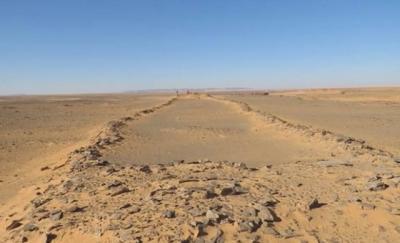 Ditemukan Struktur Batu Kuno di Arab Saudi, Diduga Berusia 7.000 Tahun