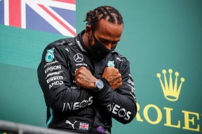 Hamilton Ucapakan Selamat kepada Gasly yang Menangi F1 GP Italia 2020