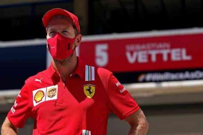 Sebastian Vettel Ungkap Alasan Gabung Aston Martin di F1 2021