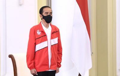 Peringati Haornas 2020, Jokowi Ajak Semua Pihak Tingkatkan Prestasi Olahraga Indonesia