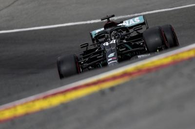 Hasil Kualifikasi F1 GP Tuscan 2020, Hamilton Jadi yang Tercepat