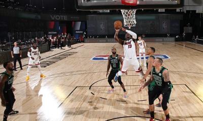 Celtics Akui Kewalahan Atasi Serangan Kilat Heat