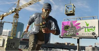 Epic Games Sediakan Gratis Watch Dogs 2 dan Football Manager 2020