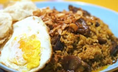 Kangen Nasi Goreng Kambing Kebon Sirih, Coba Masak Sendiri Yuk
