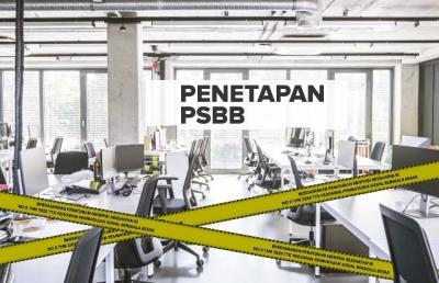 Pemprov DKI Bahas Perda PSBB untuk Efektifitas Pengendalian