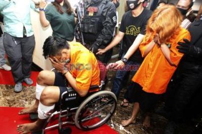 Rekonstruksi Kasus Mutilasi di Kalibata City, Sepasang Kekasih Peragakan 32 Adegan