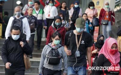Scuba & Buff Dilarang, Pengguna KRL Diwajibkan Gunakan Masker Jenis Ini