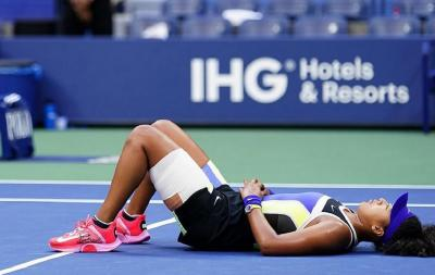 Cedera, Naomi Osaka Mundur dari Prancis Open 2020
