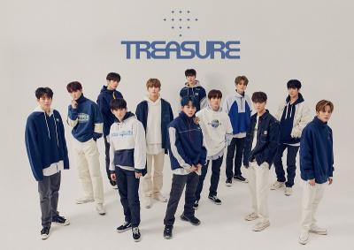 Rilis I Love You, TREASURE Dominasi Chart iTunes di 9 Negara