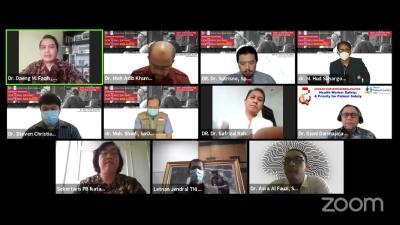 IDI Sebut Jumlah Polisi Meninggal karena Corona Melebihi Dokter