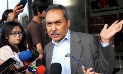 Anggota Dewas KPK Syamsuddin Haris Positif Covid-19