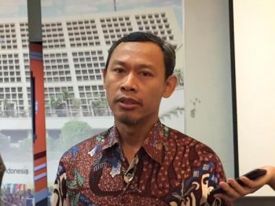 Positif Corona, Komisioner KPU Pramono Tanthowi Isolasi di Rumah Dinas