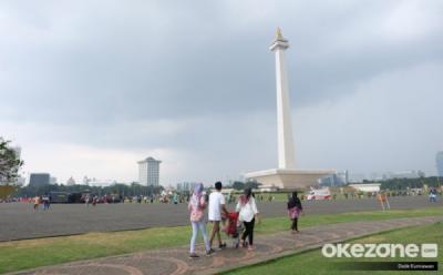 BMKG Prediksi Cuaca Jakarta di Akhir Pekan Cerah Berawan