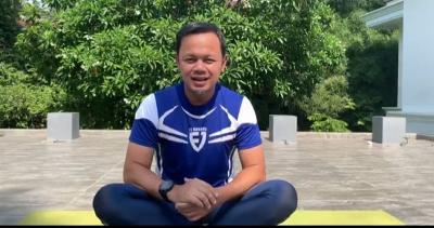 Rektor IPB Positif Covid-19, Bima Arya : Saya Sempat Lari Pagi Dengan Beliau
