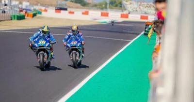 Alex Rins dan Joan Mir Jadi Lawan Berat Pembalap Yamaha di MotoGP Emilia Romagna 2020