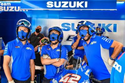 Puas dengan Sesi Latihan Bebas, Brivio Yakin Pembalap Suzuki Kembali Raih Podium di Misano