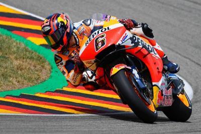 Bradl Absen, Honda Pusing Cuma Punya Dua pembalap