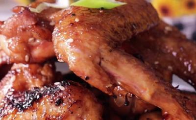 Resep Sayap Ayam Bakar Madu, Cocok buat Camilan Weekend Kamu