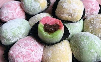Bikin Mochi Isi Cokelat, Cocok buat Kamu yang Weekend di Rumah Saja