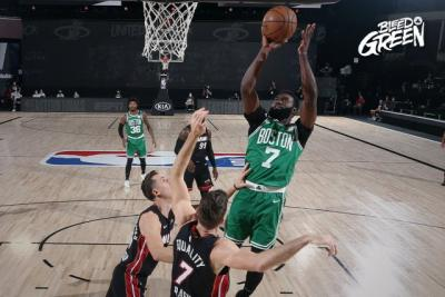 Hajar Heat, Celtics Jaga Asa Lolos ke Final NBA 2019-2020