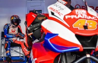 Miller Bertekad Rusak Dominasi Yamaha di Misano