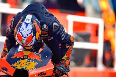 Pol Masih Ragu dengan Kecepatan RC16 di MotoGP 2020
