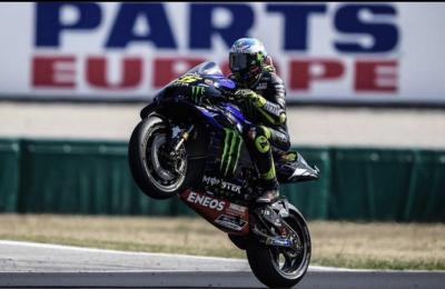 MotoGP Emilia Romagna Bukan Harinya Valentino Rossi dan Jebolan Akademi VR46