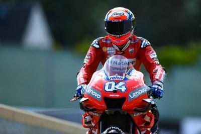 Klasemen MotoGP 2020 Usai GP Emilia Romagna, Dovizioso Masih di Puncak