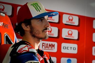 Bagnaia Lebih Ikhlas Kalah dari Vinales ketimbang Terjatuh di MotoGP Emilia Romagna 2020