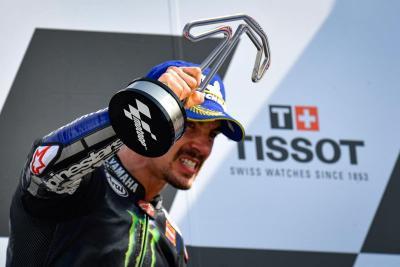Pemilihan Ban yang Tepat Jadi Kunci Kemenangan Vinales di MotoGP Emilia Romagna