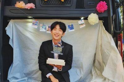 Lee Joon Gi Resmi Rampungkan Syuting Episode Terakhir Flower of Evil