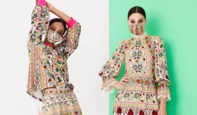 Deretan Masker Keren yang Melenggang di New York Fashion Week