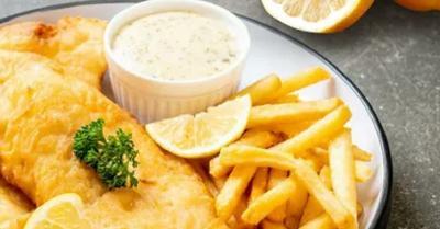 Intip Resep Fish & Chips, Bisa Dibikin di Rumah