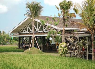4 Restoran Sawah khas Bali, Langganan Artis sampai Presiden Jokowi