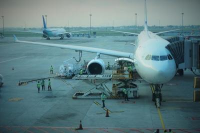 Pembangunan Bandara Lanjut Terus meski Ada Covid-19
