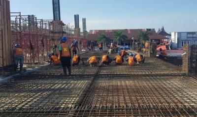 RI-AS Perkuat Pembiayaan Infrastruktur, Apa Untungnya Bu Menkeu?
