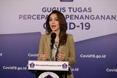 Dokter Reisa : 72% Pasien Covid-19 Sembuh, Terapi yang Diterapkan di Indonesia Efektif