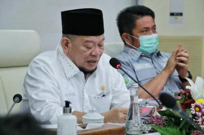 Pandemi Covid-19, Katua DPD Minta Daerah Fokus Kemudahan Usaha